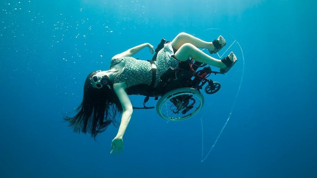 sue austin's wheelchair: 're-envisioning the familiar'