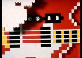 the white stripes v cool lego animation
