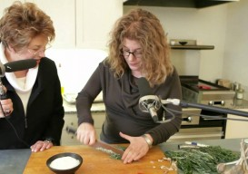 video: sally makes fragrant herb salt + other goodies