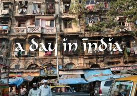 virtual traveler: 'a day in india'