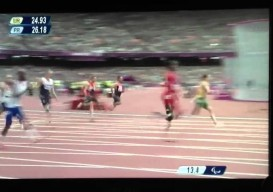 whitehead's 2012 paralympic 200m gold: breathtaking