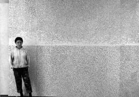 Yayoi Kusama Infinity Net Paintings 1961