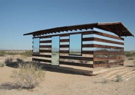 70-year-old desert shack re-envisioned as transformative artwork