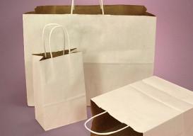 kraft versa shopping bags