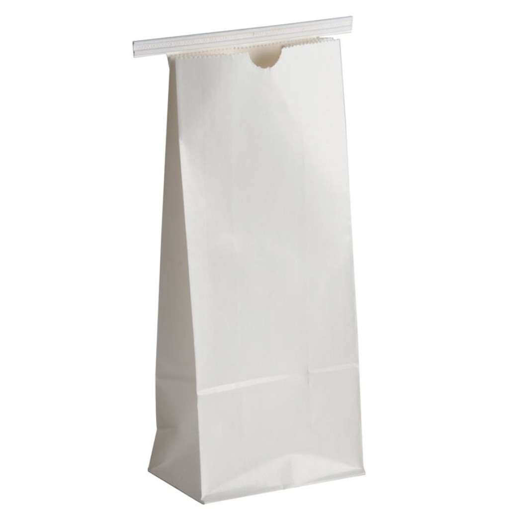 white coffee tie bags