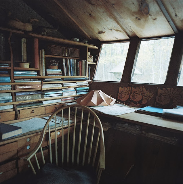 yurt office