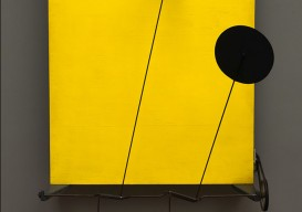 Alexander Calder - Yellow Panel
