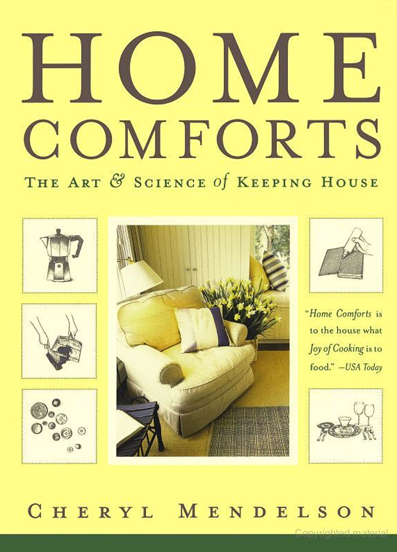 Home Comforts Cover