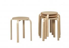 aalto stool knock off