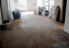 chairloom stencil floor 2 via remodilista