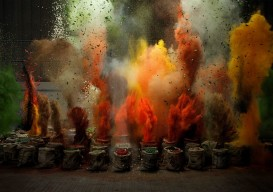 The Sound of Taste, A Video of Explosive Culinary Possibilities