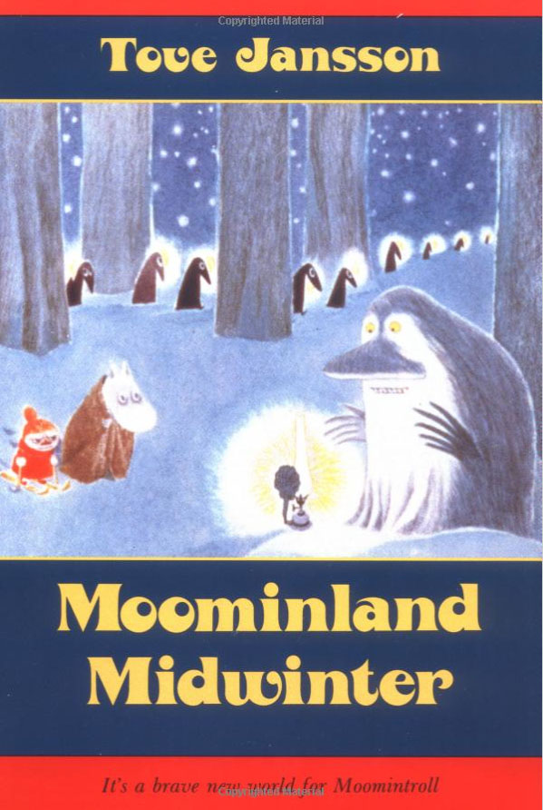 Moominland Midwinter cover