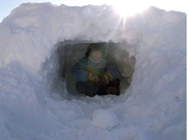 kids igloo [fld]