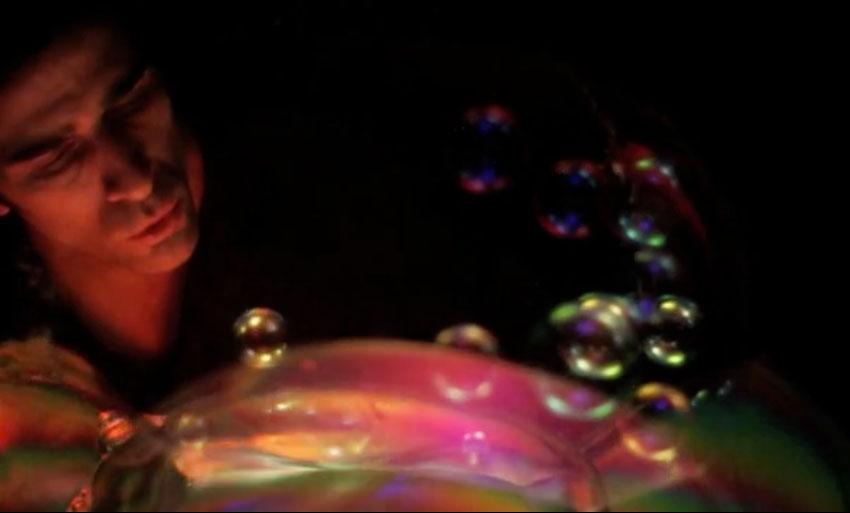 Bubbleologist bubble man 1