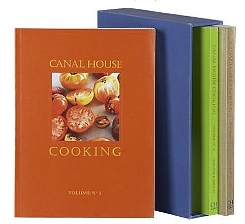 Canal House vol 1-3