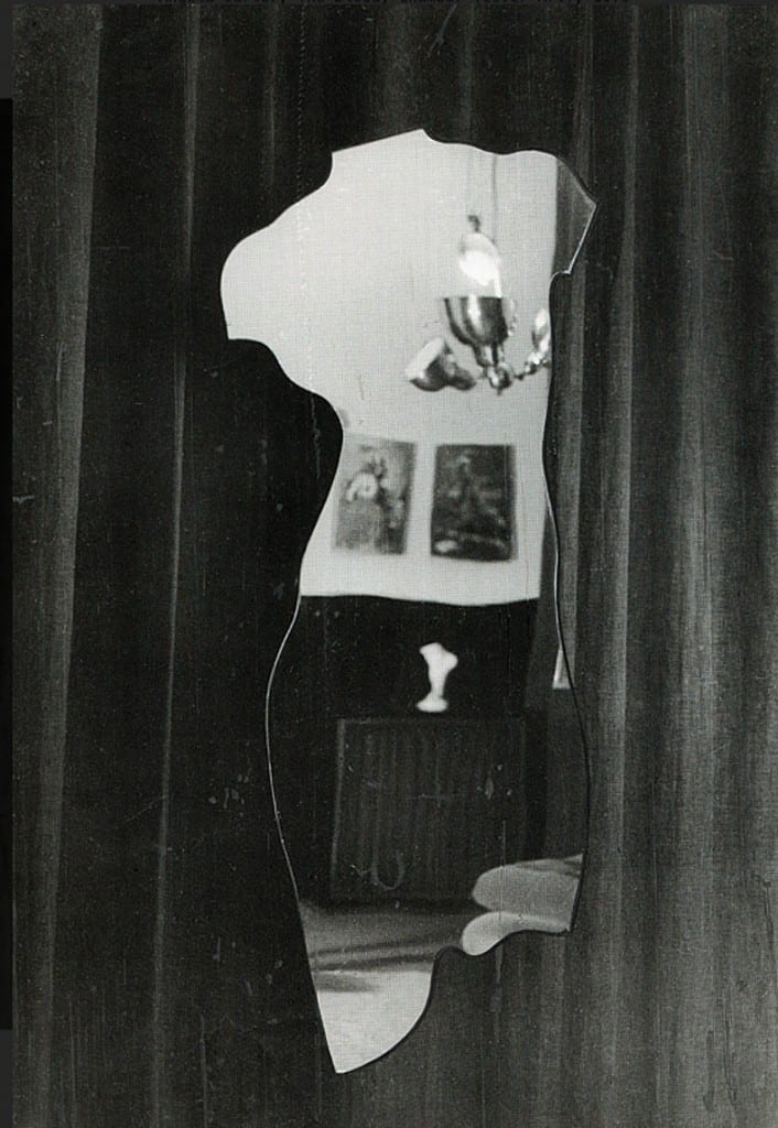 cut out wall or   Carlo Mollino, Casa Miller, 1936