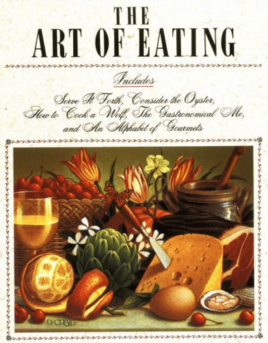 Art of Eating cover