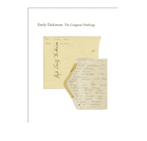 Emily Dickinson Envelope Nothing