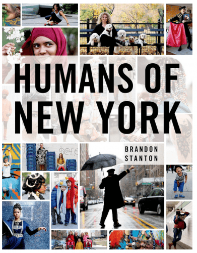 Humans of NY cover