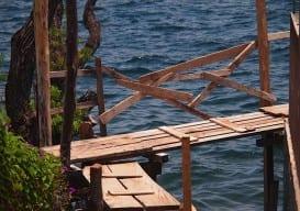 Lake Atitlan Guatemala Handrail Dworski