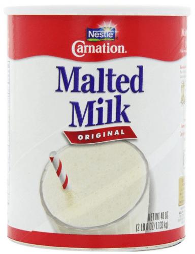 Malted Milk Carnation