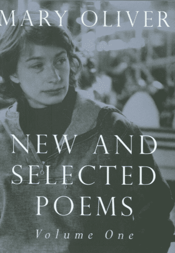 Mary Oliver Volume One cover