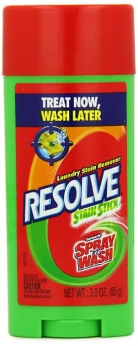 Resolve Stain Stick front