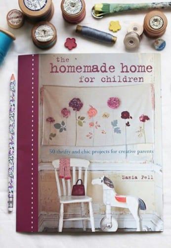 Sania Pell Homemade Home for Children