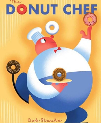 Donut Chef Bob Staake cover