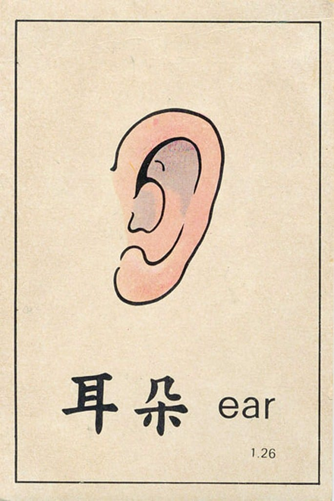 ear-in-japanese from Becky Lewis