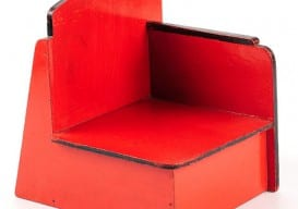 plywood Ko Verzuu Chair 1926