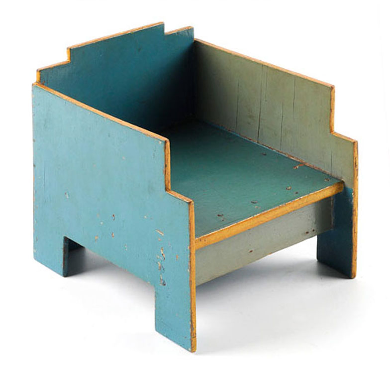 plywood Ko Verzuu, Chair, 1934