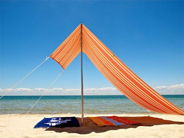 beach shelter sombrella