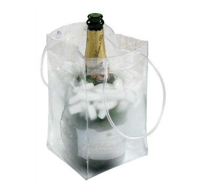 wine cooler ice bag