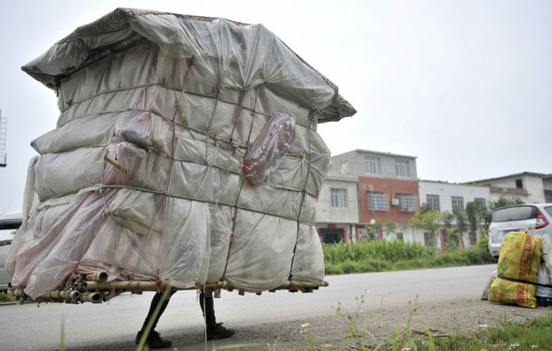 Portable House Liu Lingchao