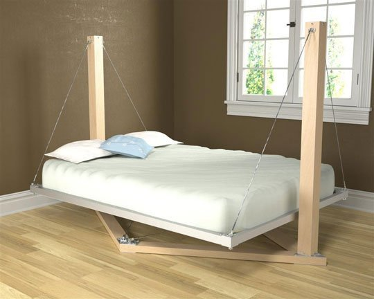 Update on Vibrating Bed Solutions: Hanging Beds - Improvised ...