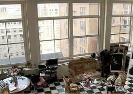 Carnegie Hall studio Editta Sherman