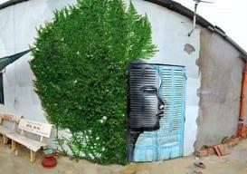 Foliage Graffiti 5