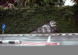 Foliage Graffiti 7