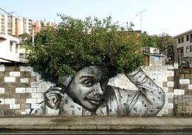 Foliage Graffiti F