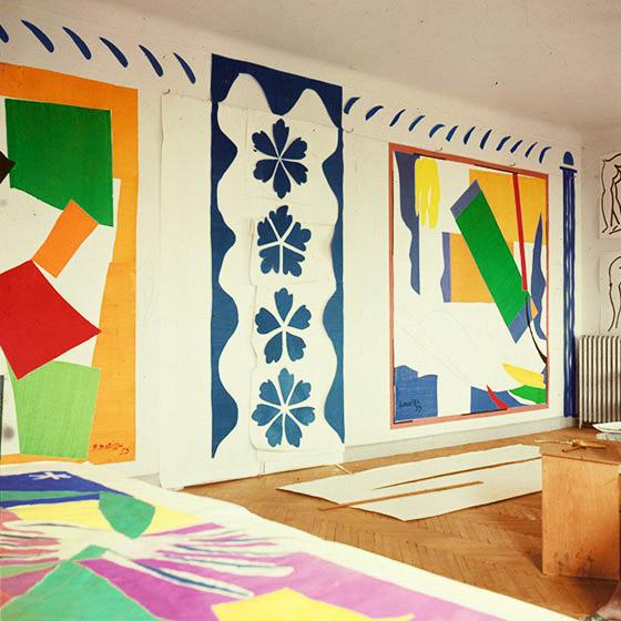 Matisse Cut Outs hotel-regina-1