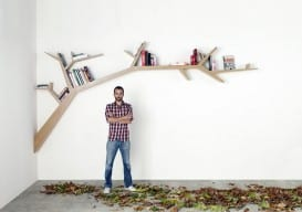 Tree Shelf Olivier Dolle