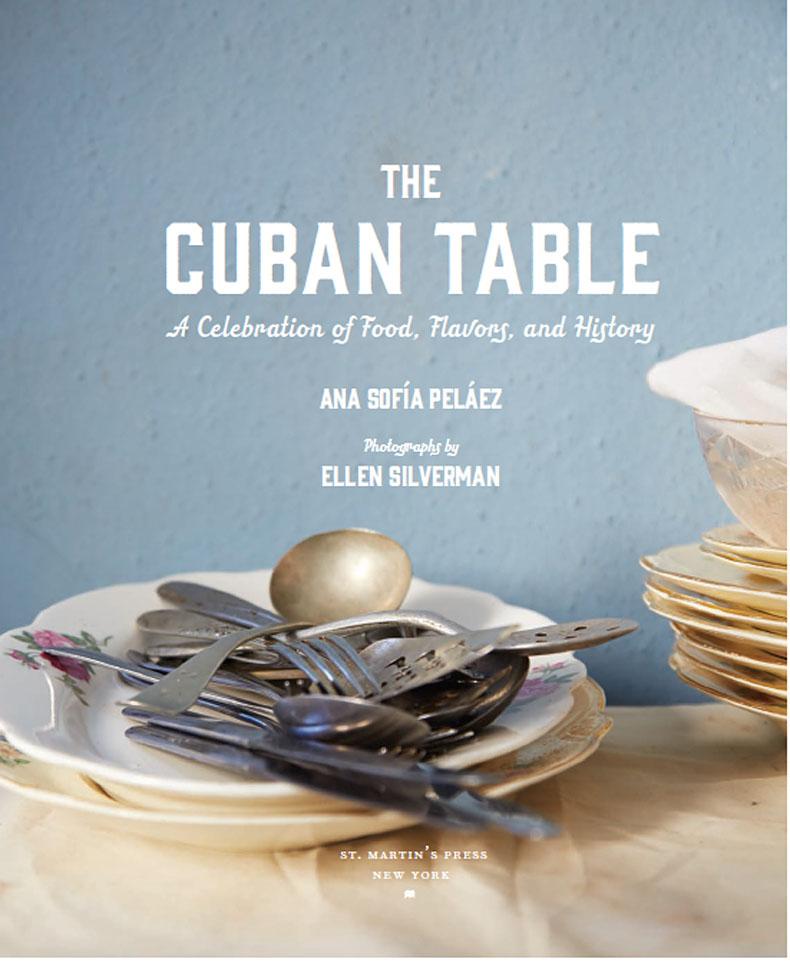 CubanTable cover