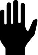 Hand-Symbol 1