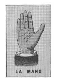 hand symbol 3