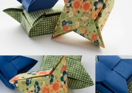 Origami Holiday 5