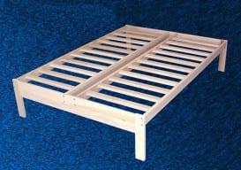 platform bed frame Nomad
