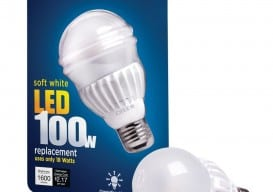 Lightbulb Cree 100 watt in package