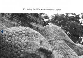 Thomas Merton Polonnaruwa revelation