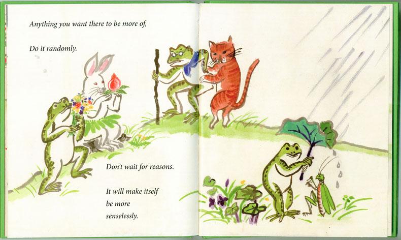 Random Kindness book spread